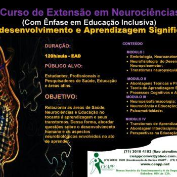 Neurodesenvolvimento e Aprendizagem Significativa