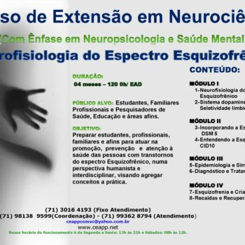 Neurofisiologia do Espectro Esquizofrênico