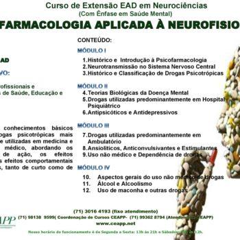 Psicofarmacologia Aplicada à Neurofisiologia